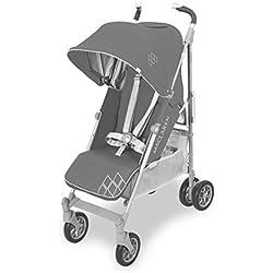 Maclaren Techno XT - Silla de paseo, color charcoal y gris