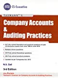 Company Accounts and Auditing Practices (CS -Executive) (3rd Edition, June 2016)