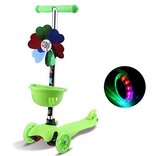 Falt-Roller/[Roller]/Flash Buggys/Drift Auto Skateboard-grün