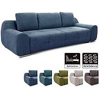 suchergebnis auf f r schlafsofa mit grosser liegefl che und grossem bettkasten k che. Black Bedroom Furniture Sets. Home Design Ideas