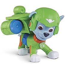 Paw Patrol - Air Rescue Pup Action Pack - Rocky - Pack de Acción La Patrulla Canina