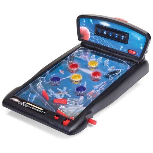 Tobar Retro Tischraum Pinball Arcade Game - Boxed