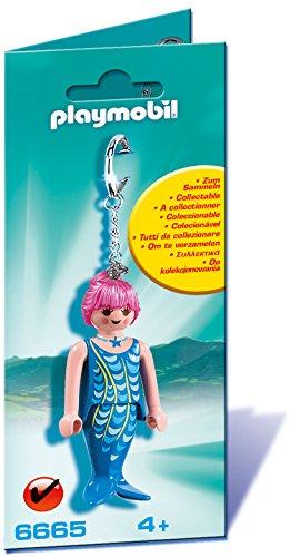 Preisvergleich Produktbild PLAYMOBIL 6665 - Schlüsselanhänger Meerjungfrau