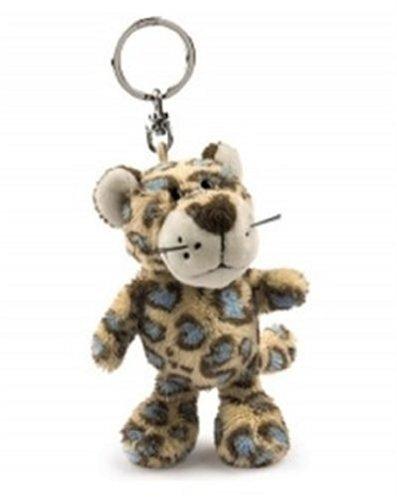 Nici 26373 - Leopard Bean Bag Schlüssel-Anhänger 10 cm