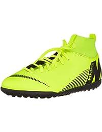 Nike Jr Superfly 6 Club TF, Zapatillas de Fútbol Unisex Niños