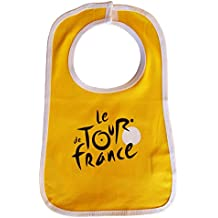 Babero Bebé Le Tour de France–de Ciclismo–Collection officielle–bebé niño