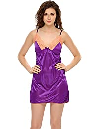 Clovia Women Sexy Babydoll With Romantic Laces