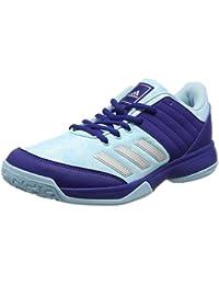 adidas Ligra 5 W, Zapatillas de Voleibol para Mujer