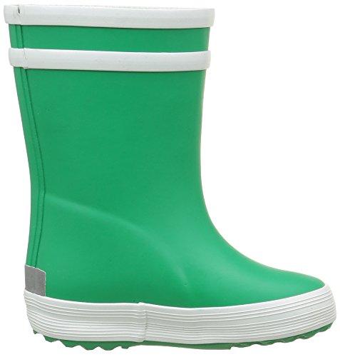 Aigle Baby Flac, Chaussures Premiers Pas Mixte Bébé Vert (Chlorophyl)