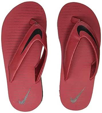 Nike Men's Chroma 5 Red Crush Flip Flops Thong Sandals-6 UK (39 EU)(6.5 US) (833808-604)