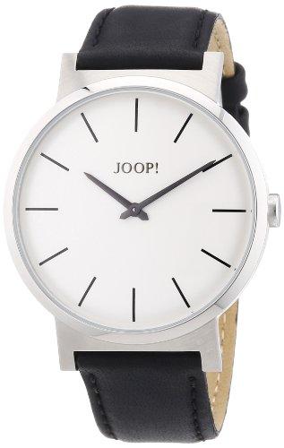 Joop Men's Quartz Watch Origin JP100841F05 with Leather Strap