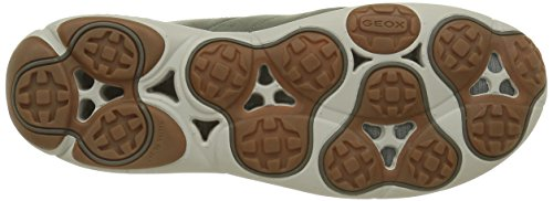 Geox Herren U Nebula F Sneakers Grau (STONEC9007)