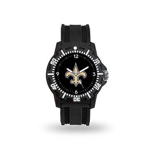 SPARO Watches NFL Armbanduhr Model Three New Orleans Saints