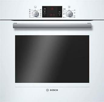 Bosch HBA73A520F Four Electrique Intégrable 60 L Multi Fonctions Pyrolyse Classe: A Blanc