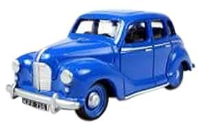 Austin a40 devon 4 door streamline blue for 1948 austin devon 4 door