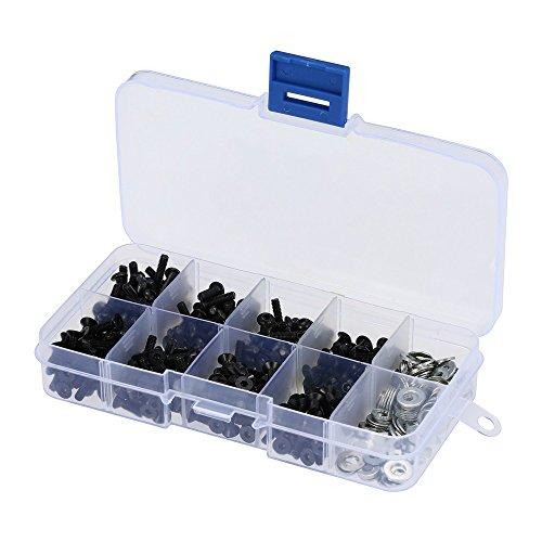 180 In 1 Spezial-Reparatur-Werkzeug Schrauben Box-Set Passend Für 1/10 Hsp Rc Auto Nutzung