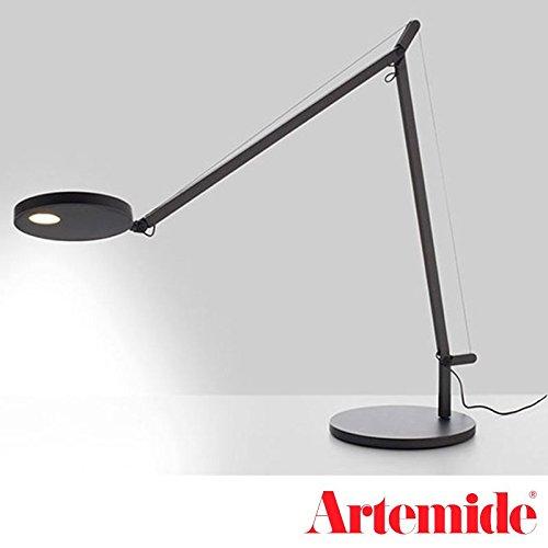 Artemide Demetra LED Lampe de table titane