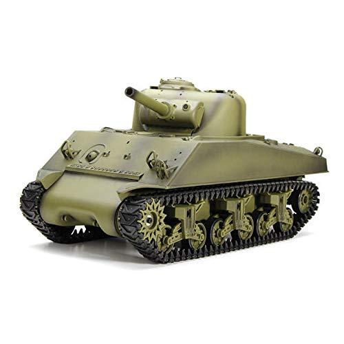 Full-featured Remote (RONSHIN Heng Long 3898-1 2.4G 1/16 US Sherman M4A3 Radio Control Battle Car)