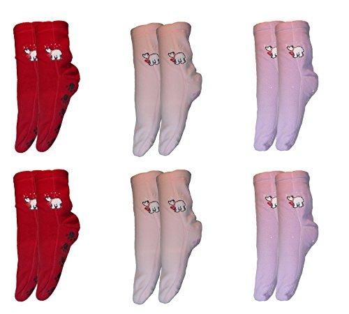 bon-marche-6-chaussettes-pour-dames-polaire