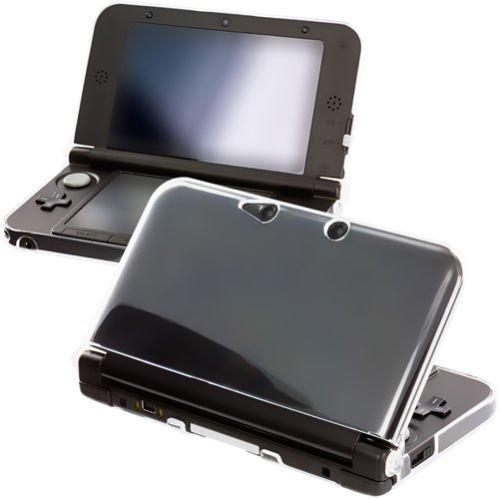 nt Kristall klar Schutzhülle für Nintendo 3DS 2015 ()