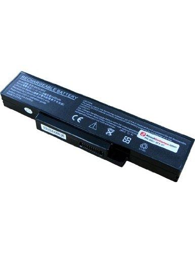 Batterie pour MSI VR603, 11.1V, 4400mAh, Li-ion