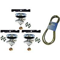 cub Cadet 127cm Rzt Deck rebuild kit lame Spindles Mower Troy Bilt MTD - Trova i prezzi più bassi
