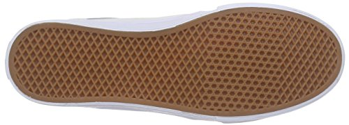 Vans Milton Hi, Sneakers Hautes femme Blanc (Canvas/White/White)