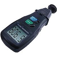 2 in 1 Digital-Laser-Foto-Tachometer -nicht Kontakt und Kontakt