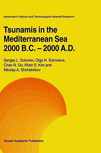[(Tsunamis in the Mediterranean Sea 2000 B.C.-2000 A.D.)] [By (author) Sergey L. Soloviev ] published on (October, 2000)