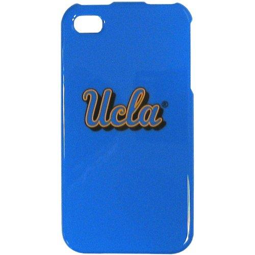 Rubber Case Cover Faceplate (Siskiyou NCAA UCLA Bruins Frontplatte für iPhone 4G)