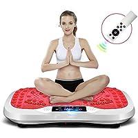 Preisvergleich für ROCKET Vibrationsplatte,Ultimative Oszillierende Plattform Fettabbau Fitness-Maschine