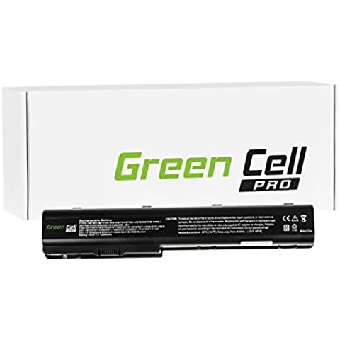 Green Cell® PRO Serie Notebook Batteria per Portatile HP Pavilion dv7-3300 (celle originali Samsung, 5200mAh)