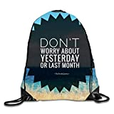 DHNKW Disappear Skull Waterproof Drawstring Backpack travel Tote Bags for Gym Hiking