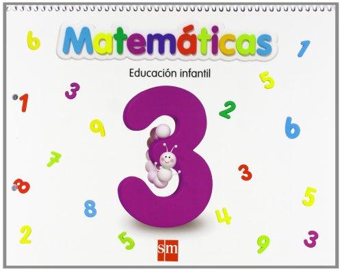 Matemáticas 3. Educación Infantil - 9788467551822 por María Gregoria Martín