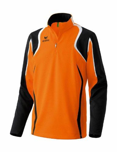 erima Herren Trainingstop Razor orange/schwarz/weiß