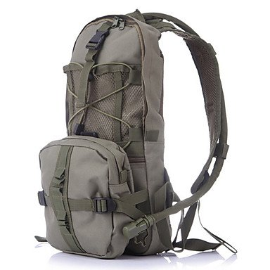SUNNY KEY-Wanderrucksäcke@<20 L Tourenrucksu00e4cke/Rucksack Camping & Wandern Camping & Wandern Langlebig Oxford-Textil jade