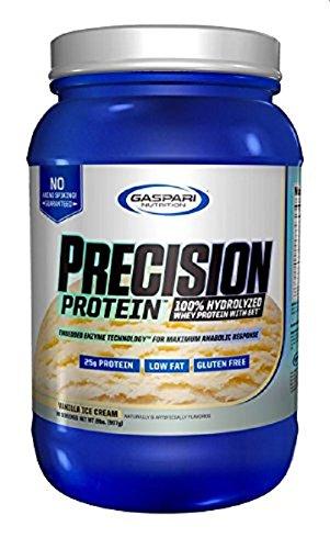 Gaspari Nutrition Proteine Isolate e Idrolizzate Precision Vanilla 2Lb - 1.101 kg - 41qTbW22buL
