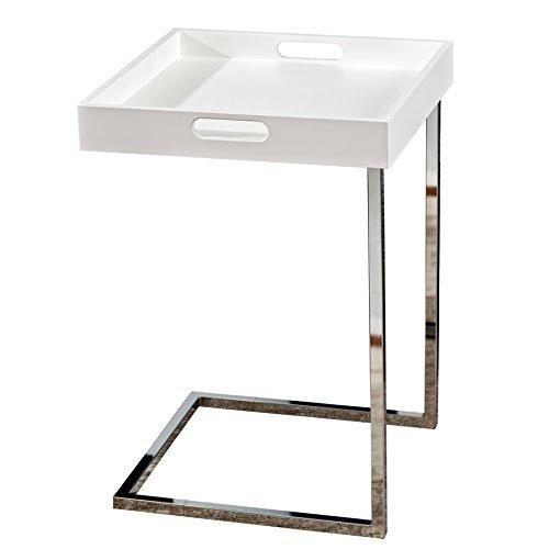 Invicta Interior Ciano Design Beistelltisch Tablett-Tisch