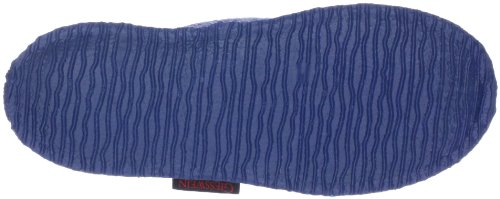 Giesswein Tino, Chaussons homme Bleu (527 Jeans)