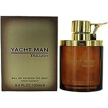Myrurgia Yacht Man Trillion for Men 100ml/3.4oz Eau De Toilette Cologne Spray