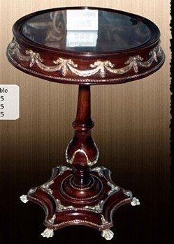 Table baroque table d'appoint de style antique Louis XV MoTa0255