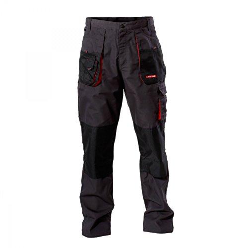 LAHTI PRO Pantaloni da lavoro nero S-3XL (L/52)