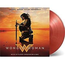 Wonder Woman/Vinyle Couleur