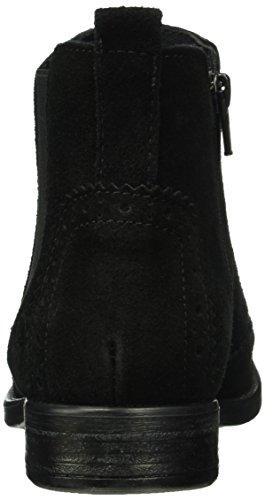 s.Oliver 25449, Bottes Chelsea Femme Noir (Black 001)
