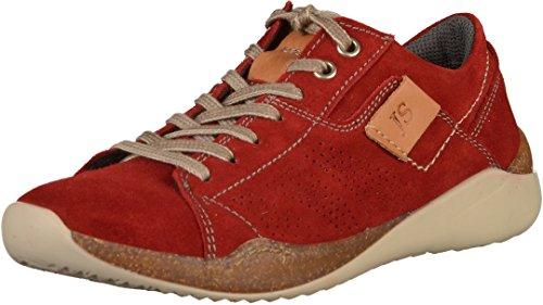 Josef Seibel Ricky 05, Sneaker Donna Rosso (Rot)