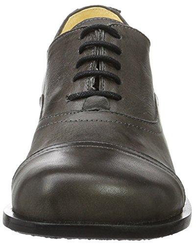 John Petra À Wzwqp5g Femme Gris Shoes Grau Chaussures Lacets W A51qw7xgT