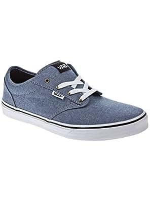 Vans Atwood Low, Chaussures Basses Garçon, 31 EU