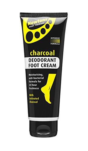 Newtons Foot Therapy carbone deodorante crema, 100ml