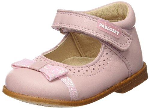 Pablosky Bambina 003571 Mary Jane Flats rosa Size: 23 EU
