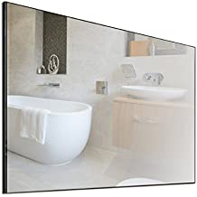 Wasserdichter Badezimmer Fernseher Von Watervue, 19 Zoll, Mit Stylischer  Spiegel Front